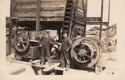 Two Granulators