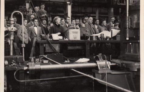 Works' Open Day, c.1951