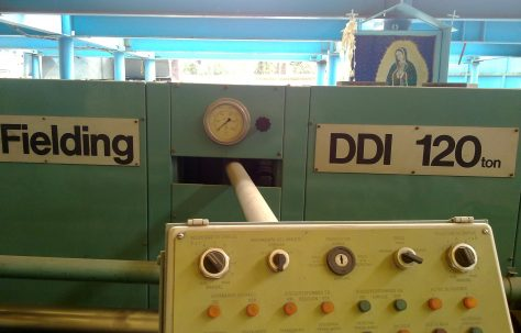 Photographs of DDI Presses