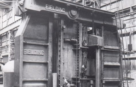 Photographs of Bending Presses