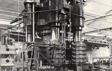 Munitions Presses