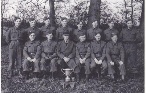 Fielding and Platt in World War II