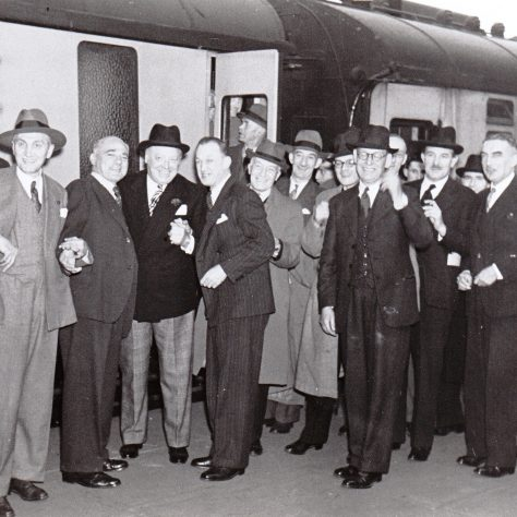 D7338/16/2/4/Social Events/81 | Gloucestershire Archives