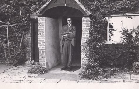 Photograph of Jim Fielding's Farming Activities
