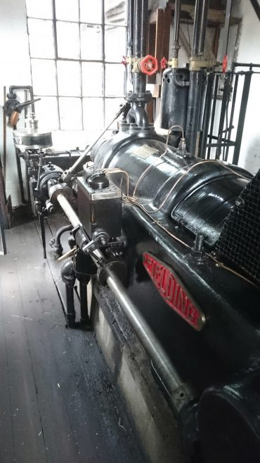 Fielding 60 BHP x 240 rpm engine | Kindly supplied by John Davis