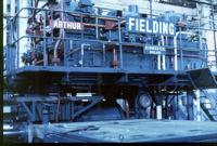 1600 ton Horizontal Extrusion Press, Number 9, O/No. E83130, c.1973