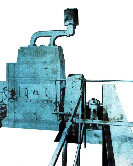 Fielding Petter Oil Engines, c.1930s