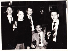 Apprentice outings, c. 1959