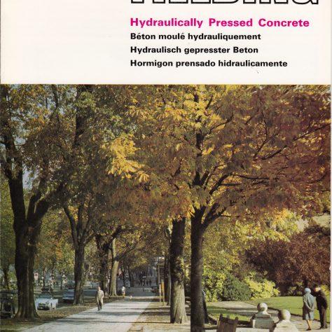 Fielding Hydraulically Pressed Concrete