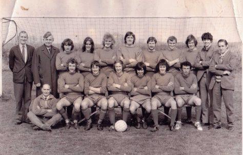 Fielding's Sunday League Football Team