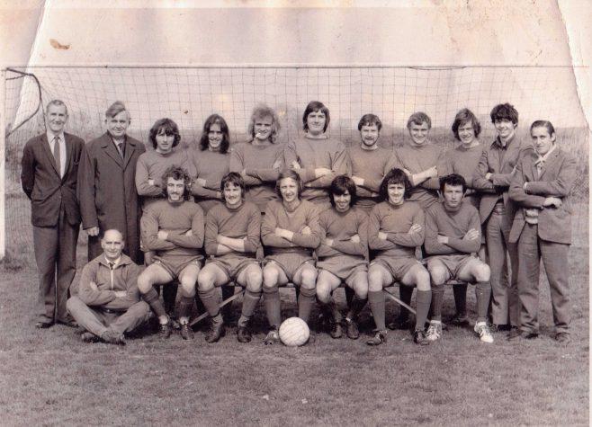 Fielding's Sunday League Team