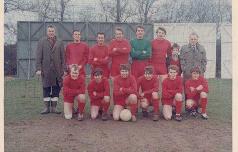 Fielding's Football Team