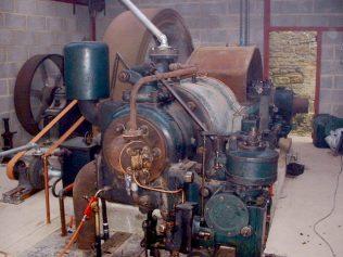 100HP Semi Diesel 1921 | Trevor Hill