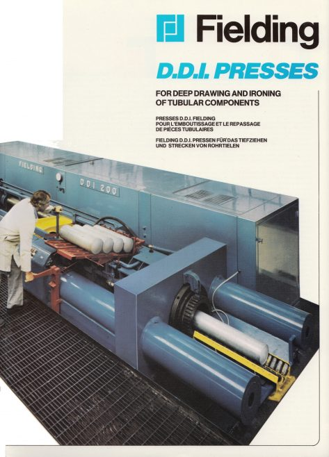 Fielding DDI Brochure_01  (Front page) | Supplied by John Bancroft