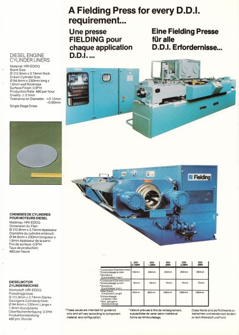 Fielding DDI Brochure_09 | Supplied by John Bancroft