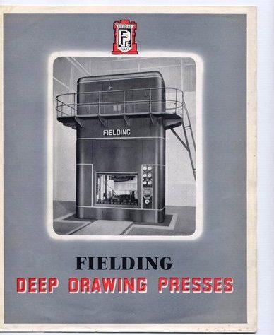 Deep Drawing Presses