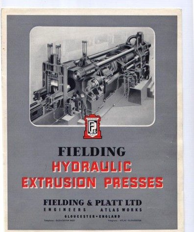 Hydraulic Extrusion Presses