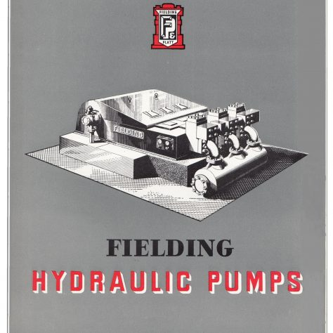 Fielding Hydraulic Pumps_01 | Gloucestershire Archives and John Bancroft copy