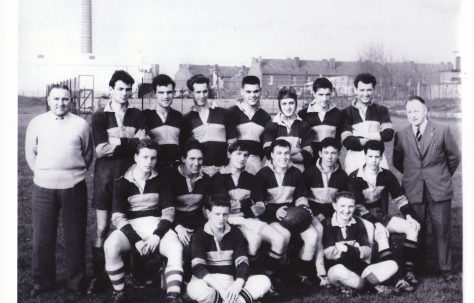 Atlas Works' Rugby Team, 1959-1960