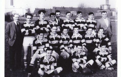 Atlas Works' Rugby Team, 1957-1960