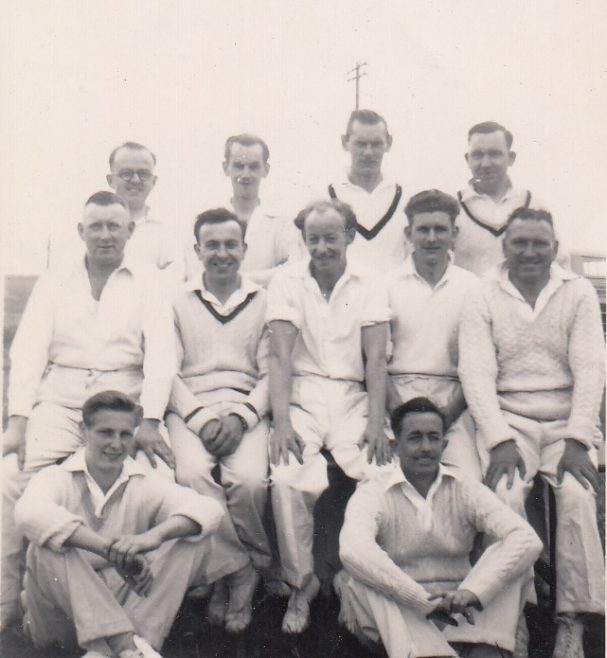 Cricket team photograph | Jenny Mason