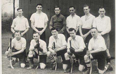 Men's Hockey XI, 1947