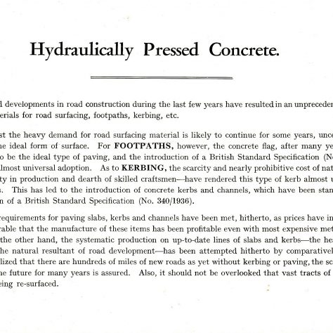 Hydraulic Presses for Paving Slabs and Kerbs_01 | Gloucestershire Archives and John Bancroft copy