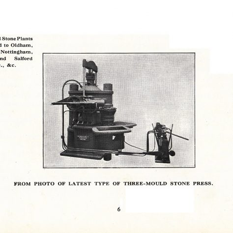 Hydraulic Presses for Paving Slabs and Kerbs_06 | Gloucestershire Archives and John Bancroft copy