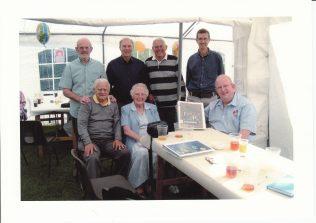 Iris Richards' 90th Birthday - June 2008