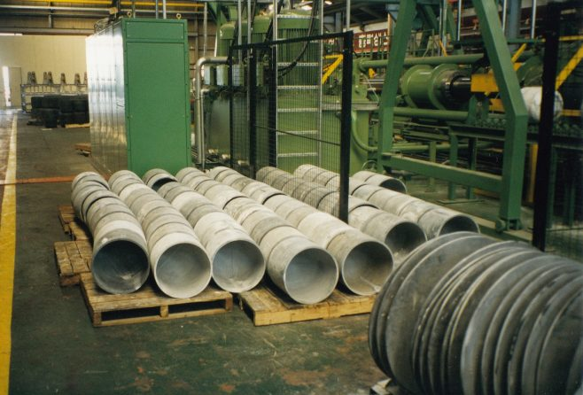JB256  Interstage cups - phosphated & soaped | Supplied by John Bancroft