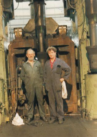 Clive Forster & John Davis