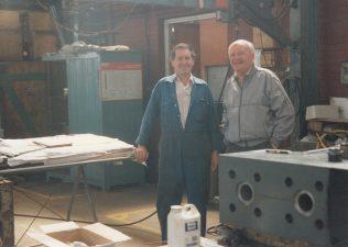 John Mabbett & Les George