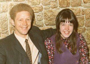 Wedding guests Jon and Brenda Willis | Alistair Adams