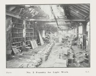 Foundry for Light Work | Gloucestershire Archives: NQ15/11 GS