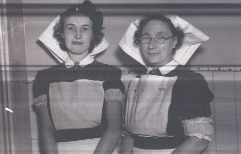The Nurses of Fielding and Platt