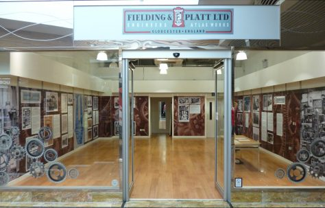Opening of Fielding and Platt Gallery at Gloucester Quays