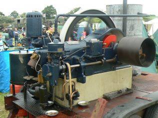 Engine after Restoration | Trevor Hill