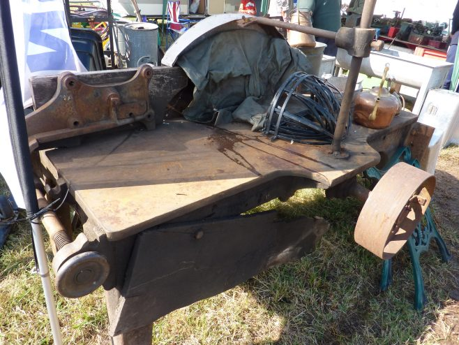 Fielding & Platt Saw Bench (date unknown)! | Trevor Hill