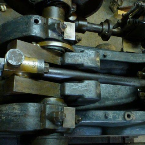 Fielding & Platt Petrol Engine, Brisbane, Australia | Kindly supplied by Robert Isdale