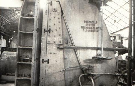 Vertical Plate Bender, c.1920