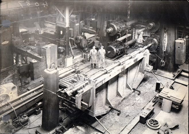 PR0120  4-spindle boring machine | The Paul Regester Collection