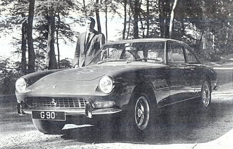 Photographs of Jim Fielding's many Cars, with a digital story