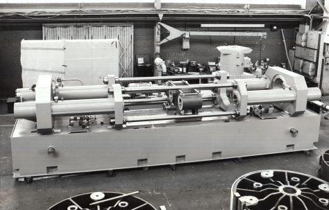 120 ton DDI Machine, O/No. D97400, c.1980