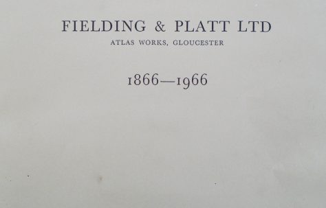 The Fielding & Platt Centenary Book