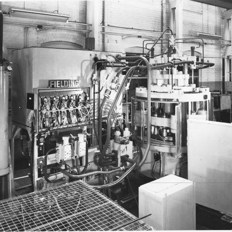 Soda Syphon press   Fielding & Platt c.1967