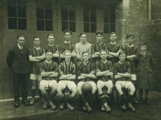 Southend United AFC 1927-1928