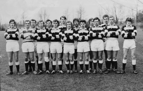 Atlas Works' Rugby Team, late 1960s