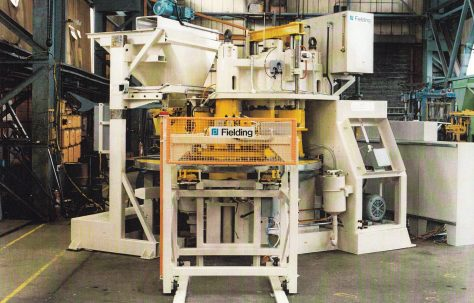 Three-Mould Press, Take-off and Tooling, O/No. 001-64930, c.1988