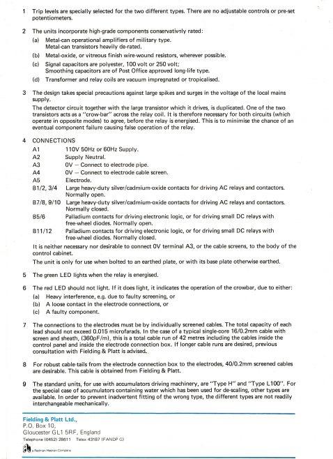 Technical Bulletin_02 | Gloucestershire Archives and John Bancroft copy