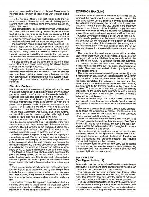 The Modern European Aluminium Extrusion Plant_03 | Supplied by John Bancroft